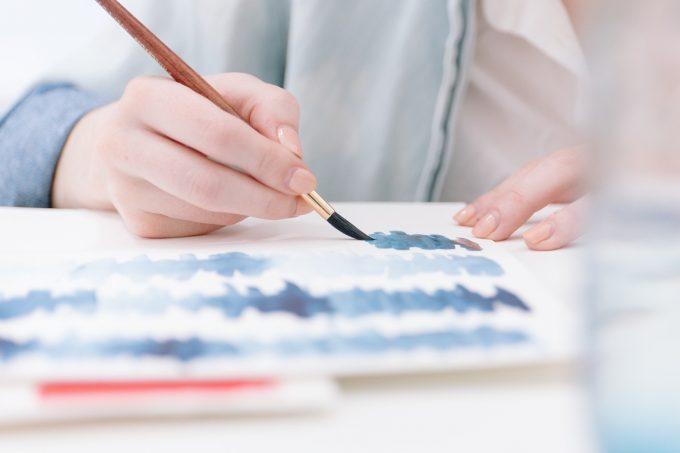 TOP 6 akvarellipaperilehtiötä - jotka ovat kokeilemisen arvoisia
