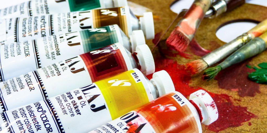 Öljyvärit - aloittelevalle taiteilijalle