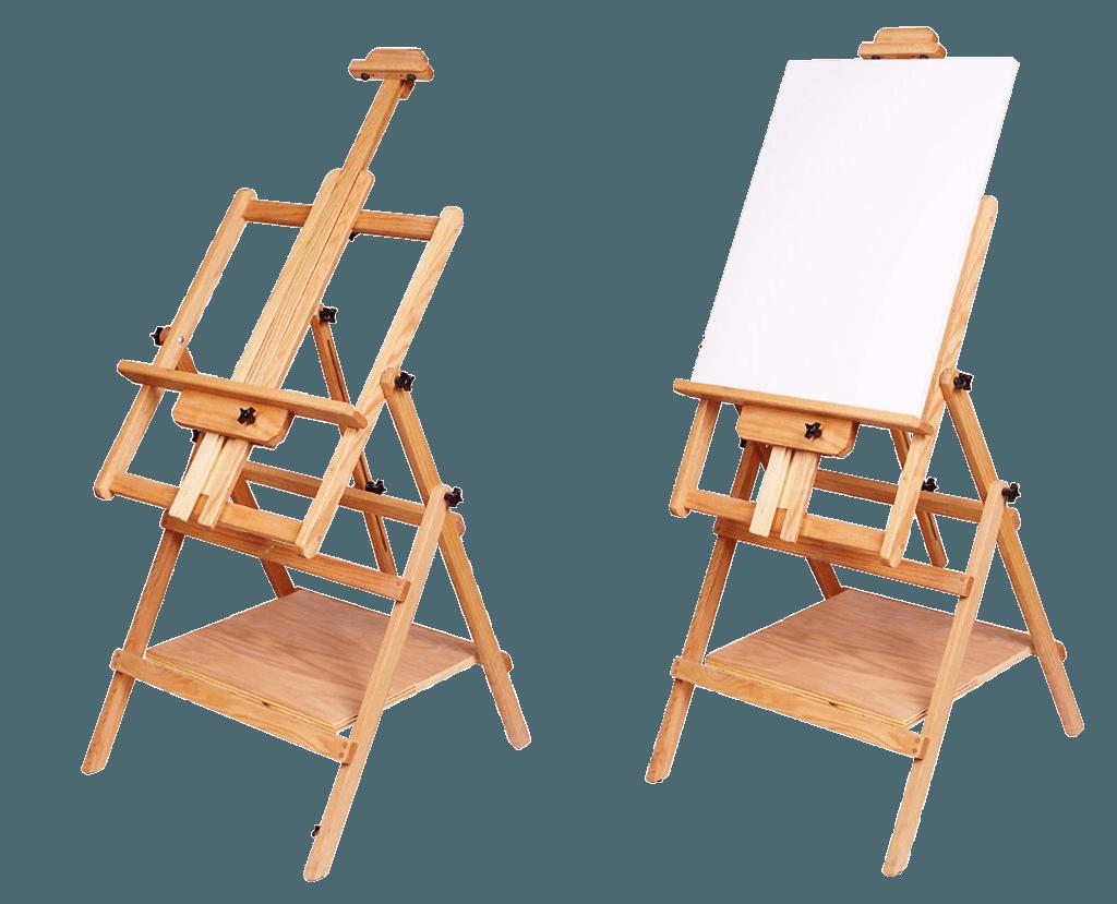taiteilijan maalausteline